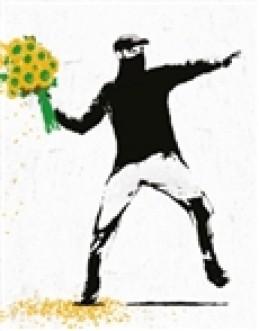 Zápisník - Time for a Change Street Art