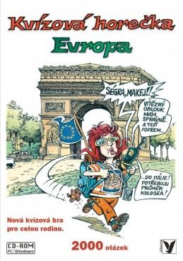 Kvízová horečka Evropa