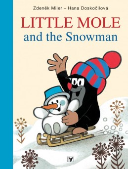 Little Mole and the Snowman - Zdeněk Miler, Hana Doskočilová