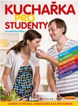 Kuchařka pro studenty - Luca-Moritz Gültas