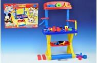 KMS Pracovní stůl/Ponk Mickey Mouse 30 doplňků v krabici