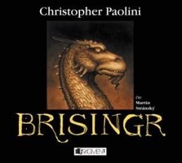 Brisingr – AUDIOKNIHA - Christopher Paolini