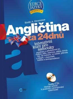 Angličtina za 24 dnů - Intenzivní kurz pro samouky