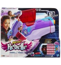 NERF-Rebelle automatická agentská pistole