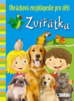 Obrázková encyklopedie pro děti – Zvířátka - Javier Lorente Puchades