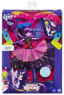 My Little Pony Equestria Girls módní Twilight Sparkle - Alltoys s.r.o.