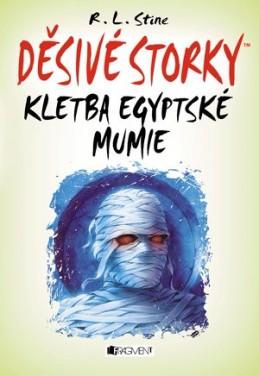 Děsivé storky – Kletba egyptské mumie - R LStine