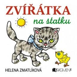 Zvířátka na statku – Helena Zmatlíková (100x100) - Helena Zmatlíková, Ivan Zmatlík