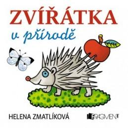 Zvířátka v přírodě – Helena Zmatlíková (100x100) - Helena Zmatlíková, Ivan Zmatlík