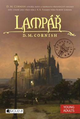 Tetování krví – Lampář - D. M. Cornish