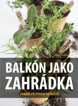 Balkón jako zahrádka - Michala Hrnčiarová