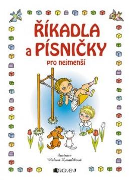 Říkadla a písničky pro nejmenší - Helena Zmatlíková