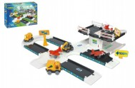 Kid Cars 3D Letiště plast 3,8m Wader