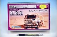 Stavebnice Monti 7 Dakar 1985 Liaz limitovaná edice 1:48 v krabici