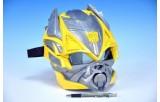 KMS Maska Transformers Bumblebee 25x22cm v sáčku
