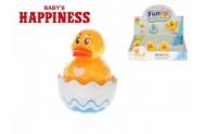 Kačenka Roly Poly plast 8cm Baby´s Happiness 6m+ 12ks v DBX