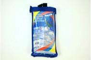 Drak nylon 60x51cm asst 3 druhy v plastovém sáčku