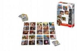 Pexeso Tajný život mazlíčků společenská hra malá v krabici - Rock David