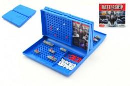Námořní bitva společenská hra v krabici 29x26x4,5cm - Rock David