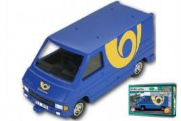 Stavebnice Monti 05.4 Česká pošta Renault Trafic 1:35 v krabici 22x15x6cm - Rock David
