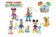 Mickey Mouse Club House figurka kloubová 8cm plast asst 6 druhů v krabičce