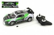 Auto RC 25cm plast zruchlující 1:18 na baterie 27MHz v krabici