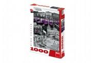Puzzle Benátky - koláž 1000 dílků 47x66cm v krabici 27x37x5cm