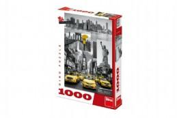 Puzzle New York - koláž 1000 dílků 47x66cm v krabici 27x37x5cm - Rock David