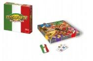 Pizza párty společenská hra plná chutí v krabici 30x30x4,5cm