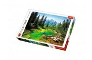 Puzzle Tatry 500 dílků 48x34cm v krabici 39,5x26,5x4,5cm
