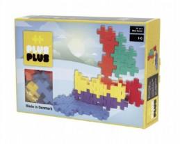 Stavebnice Plus-Plus Midi Basic 50ks Loď v krabičce 24x16x4cm - Rock David