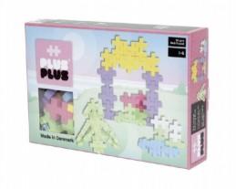 Stavebnice Plus-Plus Midi Pastel 50ks Altán v krabičce 24x16x5cm - Rock David