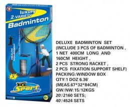 Badminton se sítí - Renčín Vladimír