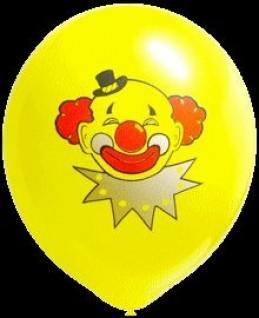 Balónky cirkus - Renčín Vladimír