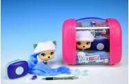 Mazlíček Cynthia 11cm VIP PETS s kufříkem a doplňky v krabičce