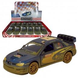 Autíčko Subaru Impreza WRC 2007 (Muddy) - Renčín Vladimír
