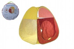 Stan/domeček samorozkládací 75x86cm v plastové tašce - Rock David