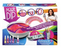 Magic Dip sada - set na školní potřeby - 4 barvy - Renčín Vladimír