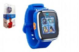 Kidizoom Smart watch DX7 Vtech chytré hodinky modré 5cm na baterie v krabičce 13x28cm - Rock David