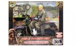 Peacekeepers 30,5 cm motorka - Renčín Vladimír