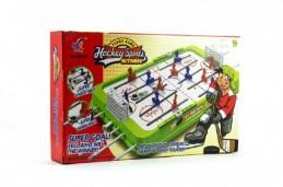 Hokej stolní společenská hra plast v krabici 37x22cm - Rock David