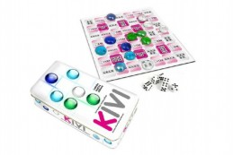 Kivi taktická společenská hra v plechové krabičce 11x18cm 8+ - Rock David