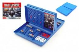 Námořní bitva plast společenská hra v krabici 29x26x4,5cm - Rock David