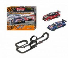 Autodráha Carrera GO!!! 62423 DTM Touring Contest v krabici - Rock David