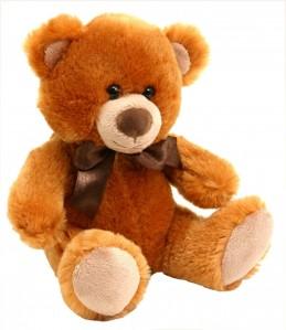 Plyšový medvídek Sun Kid 20 cm - Renčín Vladimír