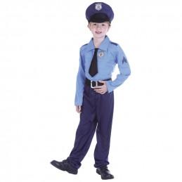 Kostým policista,110-120 cm - Renčín Vladimír