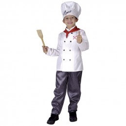 Kostým kuchař,110-120 cm - Renčín Vladimír