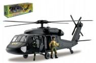 Vrtulník s doplňky  plast v krabici 69x23cm