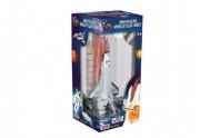 Raketoplán/raketa plast 25cm v krabici