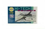 Model Messerschmitt Me 262 A - la/Avia S 92 HI TECH 1:72 14,7x17,4cm v krabici 25x14,5x4,5cm